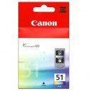 Canon cartridge CL-51 (color)