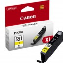 Canon cartridge CLI-551Y yellow